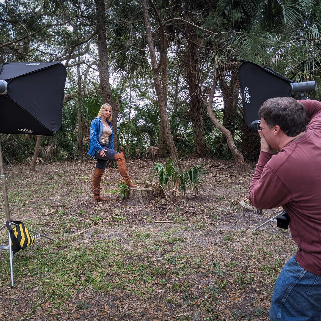St Augustine Portraits On Location Session Example